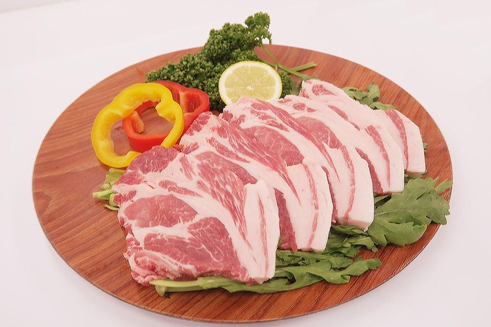 林SPF豚肉肩ロース