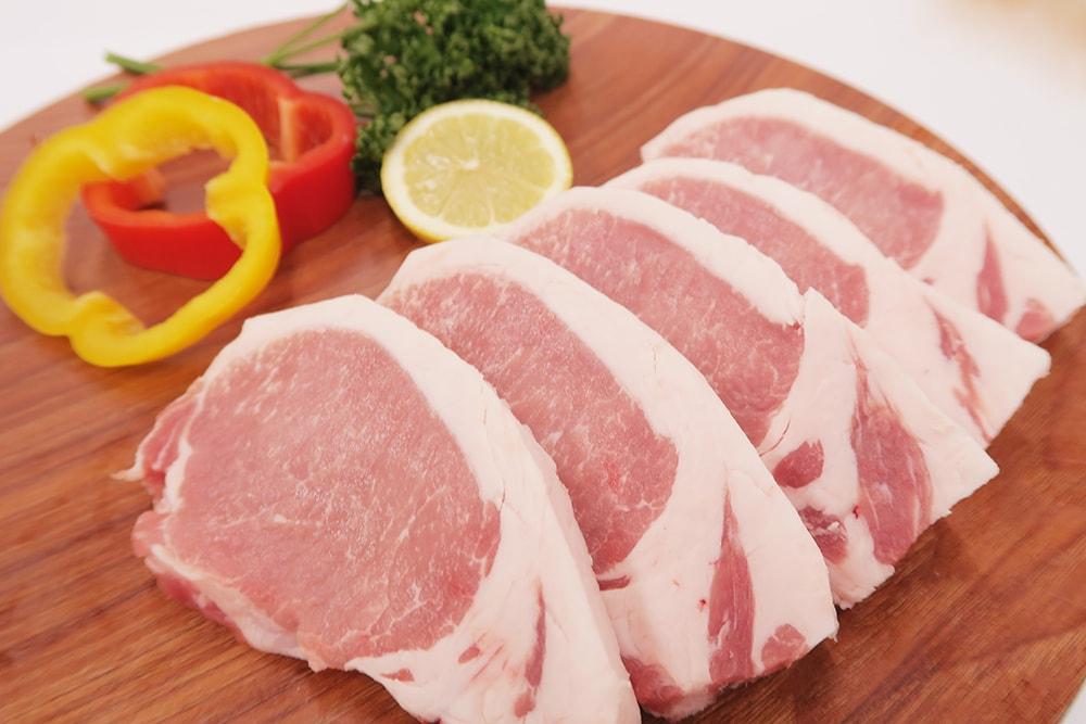 林SPF豚肉ロース